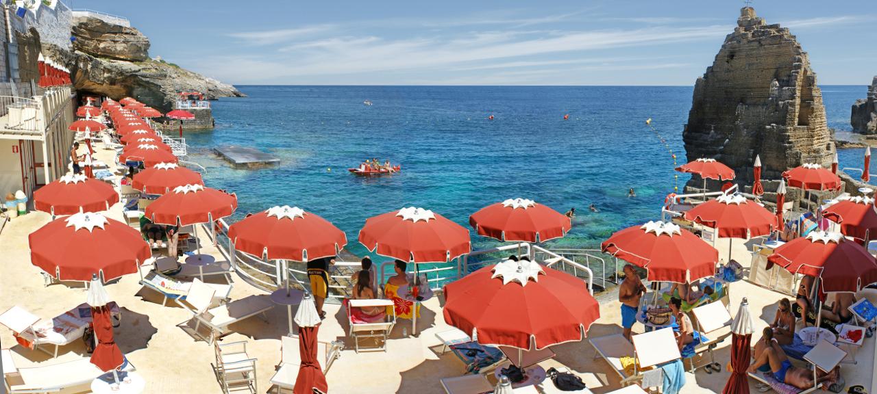 Lido hotel - Bagno marino archi ...